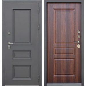 Входная дверь МДФ + МДФ с терморазрывом двухконтурная СП300